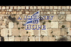 A JOURNEY OF HOPE-flag