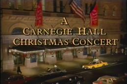 Carnegie Christmas